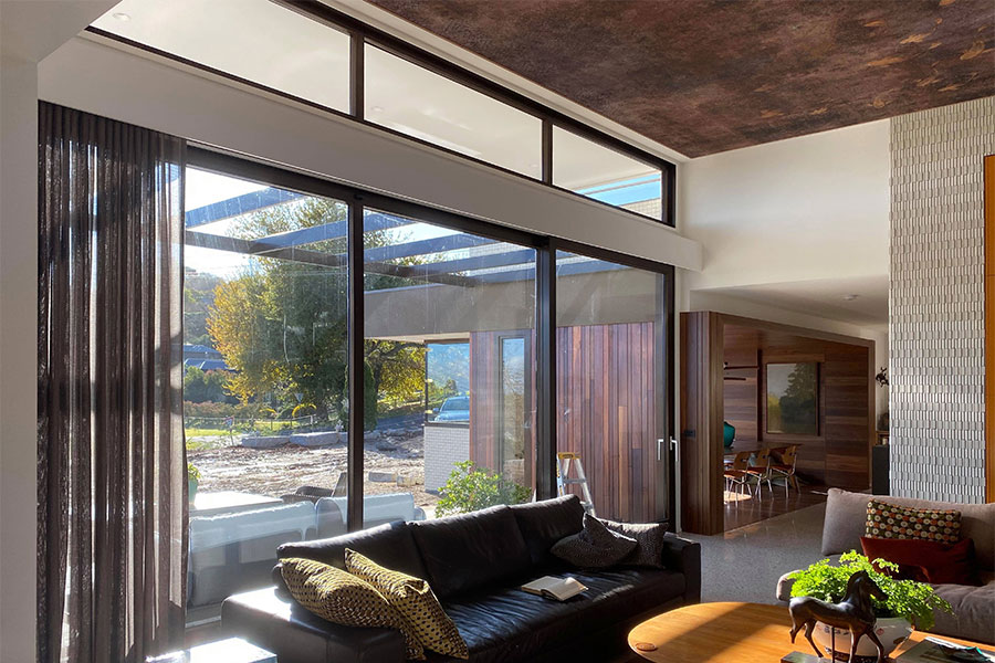 Advantages of Lift-slide Sliding Doors