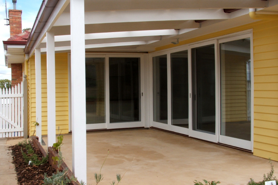 Lift-slide Sliding Doors