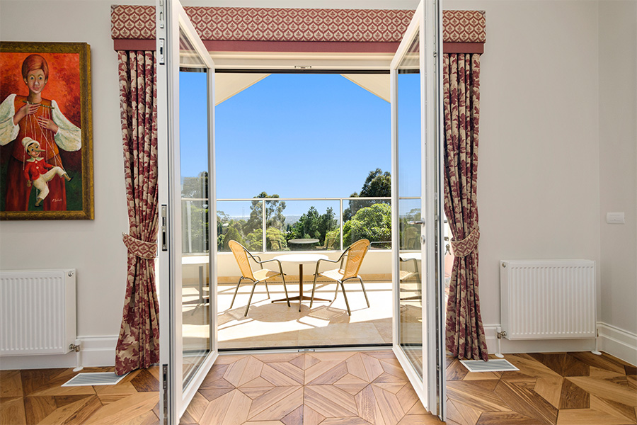 French-doors-open
